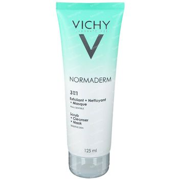 Vichy Normaderm 3-in-1 Reinigende Gel 125 ml