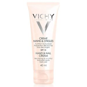 Vichy Crème Mains & Ongles SPF15 40 ml