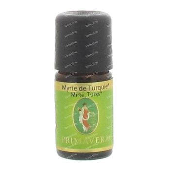 Primavera Myrte Turc Huile Essentielle 5 ml