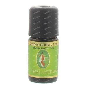 Primavera Graines De Musc 15% Essentiele Olie 5 ml