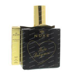 Nuxe Huile Prodigieuse Black + Parfum 1,5 ml 100 ml