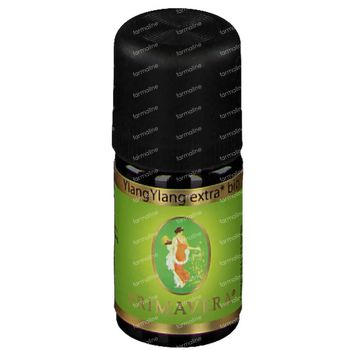 Primavera Ylang Ylang Extra Essentiele Olie 5 ml