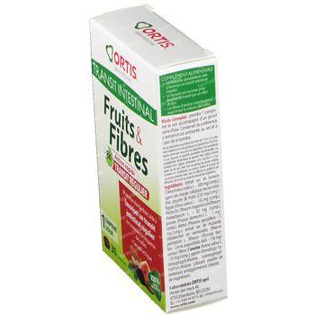 Ortis Fruits & Fibres Transit Regulier 30 comprimés