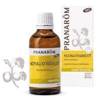 Pranarôm Huile Végétale Noyau d'Abricot Bio 50 ml