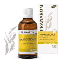 Pranarôm Plantaardige Olie Zoete Amandel Bio 50 ml