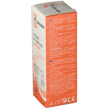 A-Cerumen Hygiène des Oreilles 40 ml spray