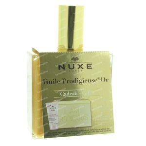 Nuxe Huile Prodigieuse OR Offert avec Gratuit Trousse 100 ml spray