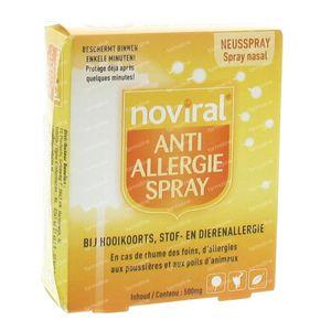 Noviral Anti-Allergie Spray 500mg 500 stuks