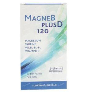 Magne B Plus D 120 St Tabletten