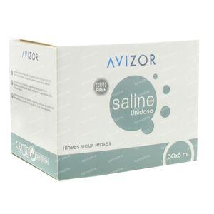 Saline Fluide Lentilles Unidoses 150 ml