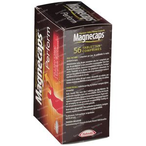 Magnecaps Perform 56 tablets