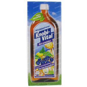 Knobi-Vital + Baie D'Aronia 960 ml