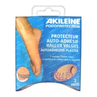 Akileine Podoprotection Hallux Valgus 2 st