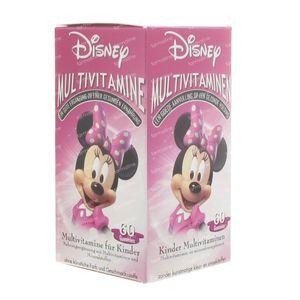 Disney Multivitamin Minnie Mouse 60 capsule