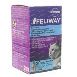 Feliway F3 Recharge 1 Mois 48 ml