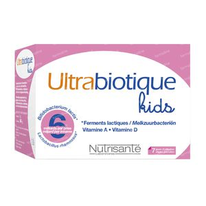 Nutrisanté Ultrabiotique Kids 7 sachets