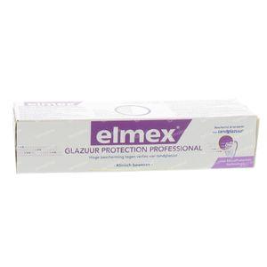 Elmex Glazuur Bescherm Tandpasta 75 ml