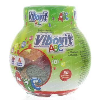Vibovit Junior 4+ ABC Gummies 50 chewing-gums