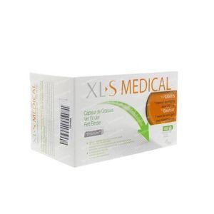 XLS Medical Capteur De Graisses avec 1 Mois Diététicienne Gratuite 120+60 comprimés