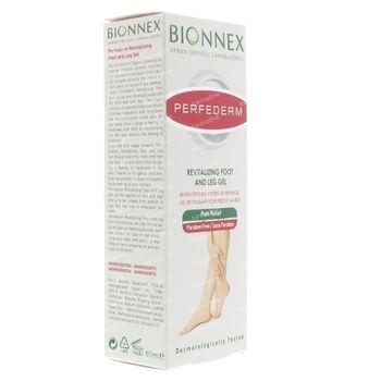 Bionnex Perfederm Gel Revitalisant Pied Et Jambes 60 ml
