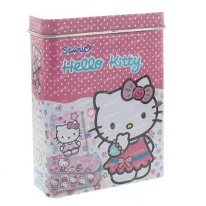 Dermocare Hello Kitty Pleisters 18 St