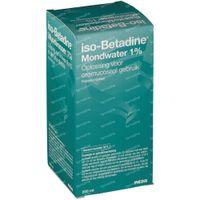 iso-Betadine Mondwater 200 ml