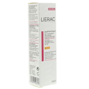 Lierac Diopti Fatigue Gel Correcteur Anti Fatigue Yeux 10 ml