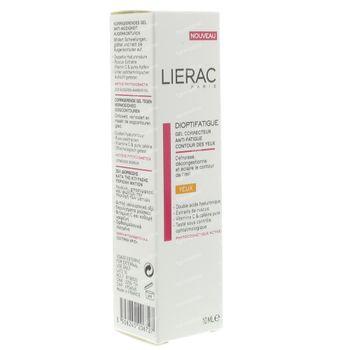 Lierac Diopti Fatigue Gel Correcteur Anti Fatigue Yeux 10 ml