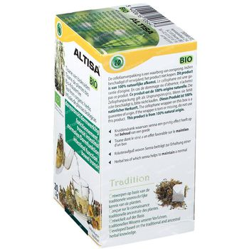 Altisa Thé Selles Mix Bio 20x2 g sachets