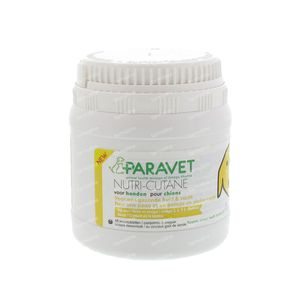 Paravet Nutricutane Dog 48 tablets