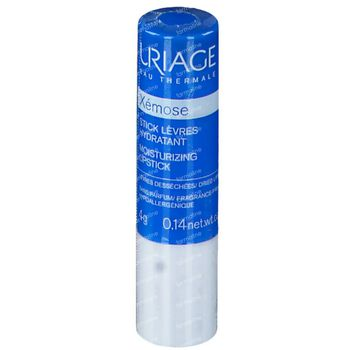 Uriage Xémose Hydraterende Lippenbalsem 4 g stick