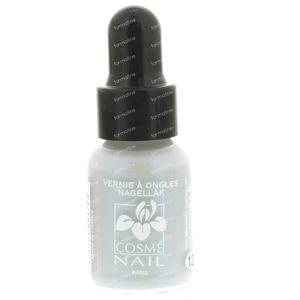 Lisandra Cosménail Nagellack 126 Blanc Perle 5 ml