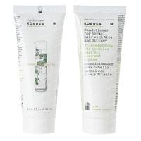 Korres KB Conditioner Aloe - Ditanny 40 ml