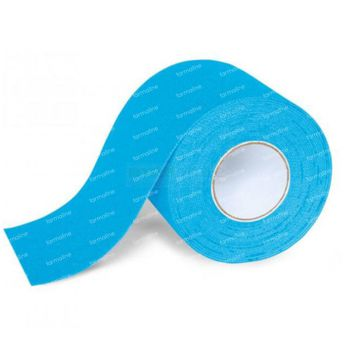 Sissel Kinesiology Tape Blau 5cm x 5m 1 st