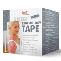 Sissel Kinesiology Tape Roze 5cm x 5m 1 st