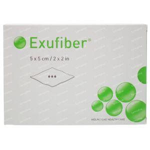 Exufiber 5x5cm 10 pièces