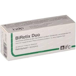 Biretix Zuiverende Exfolierende Gel Duo 30 ml