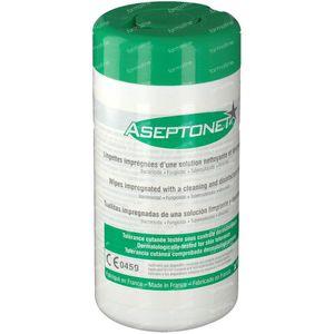 Aseptonet Lingettes Antiseptiques 100 pièces