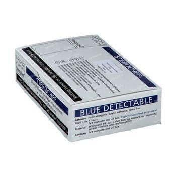 Covarmed Pleister Blauw 100 st