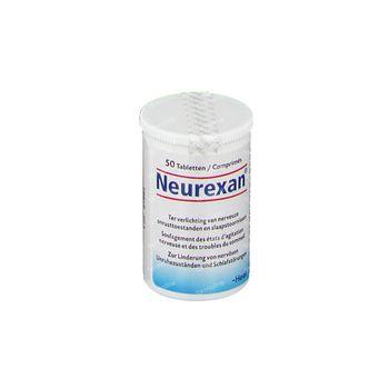 Heel Neurexan 50 comprimés