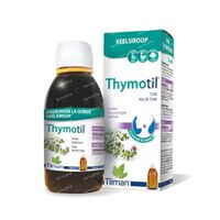 Thymotil Sirop Gorge sans Sucre 150 ml