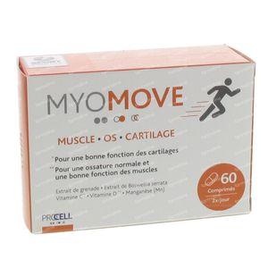 Myomove 60 capsules