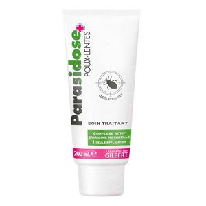 Parasidose Lotion Anti-Poux 200 ml