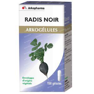 Arkocaps Radis Noir 150 capsules