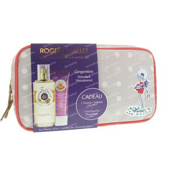 Roger & Gallet Coffre Gember 150 ml
