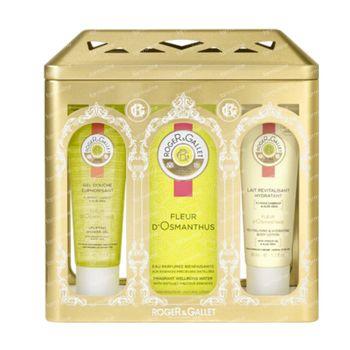 Roger & Gallet Fleur D'Osmanthus Gift Set 150 ml
