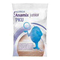 Nutricia Anamix PKU Junior Chocolade Zakjes 30x36 g