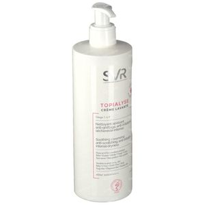 SVR Topialyse Cleansing Cream 400 ml