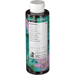 Korres Gel di Doccia Water Lily Blossom 250 ml