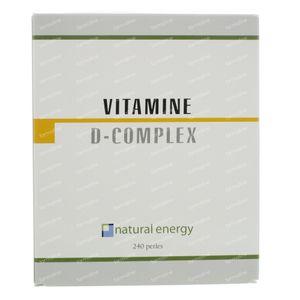 Natural Energy Vitamine D Complex 240 St Capsules